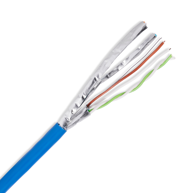 INTERLAN 6A | Câble Cat6A 4 paires 23AWG U/FTP