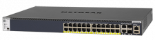 SDVoE NET.GSM4328PA - Switch manageable 28G-PoE+