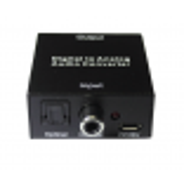 CVDTA - Convertisseur Optique-COAX / L/R & Jack3.5mm