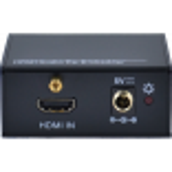 CVHA2 | Desembeddeur audio HDMI 1x2