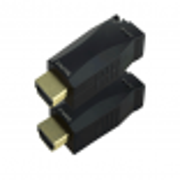 FO1HD-4K Extendeur HDMI 4K Fibre Optique