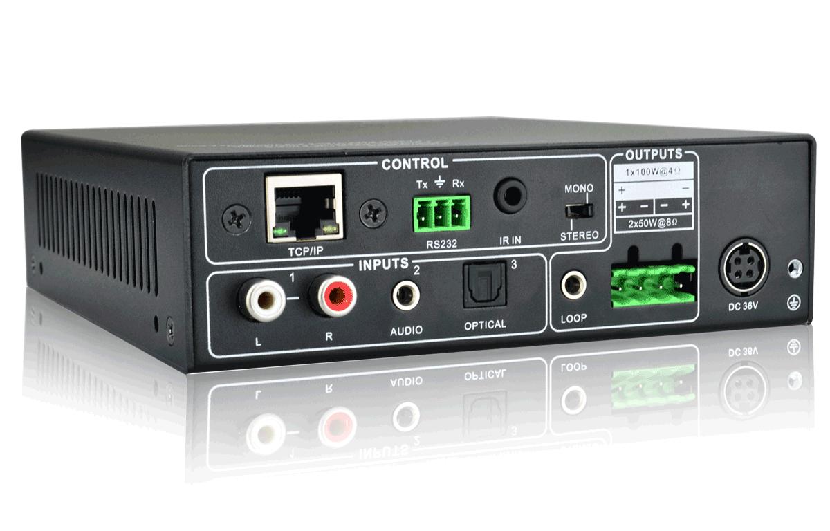 AMP250 - Amplificateur 2X50 W