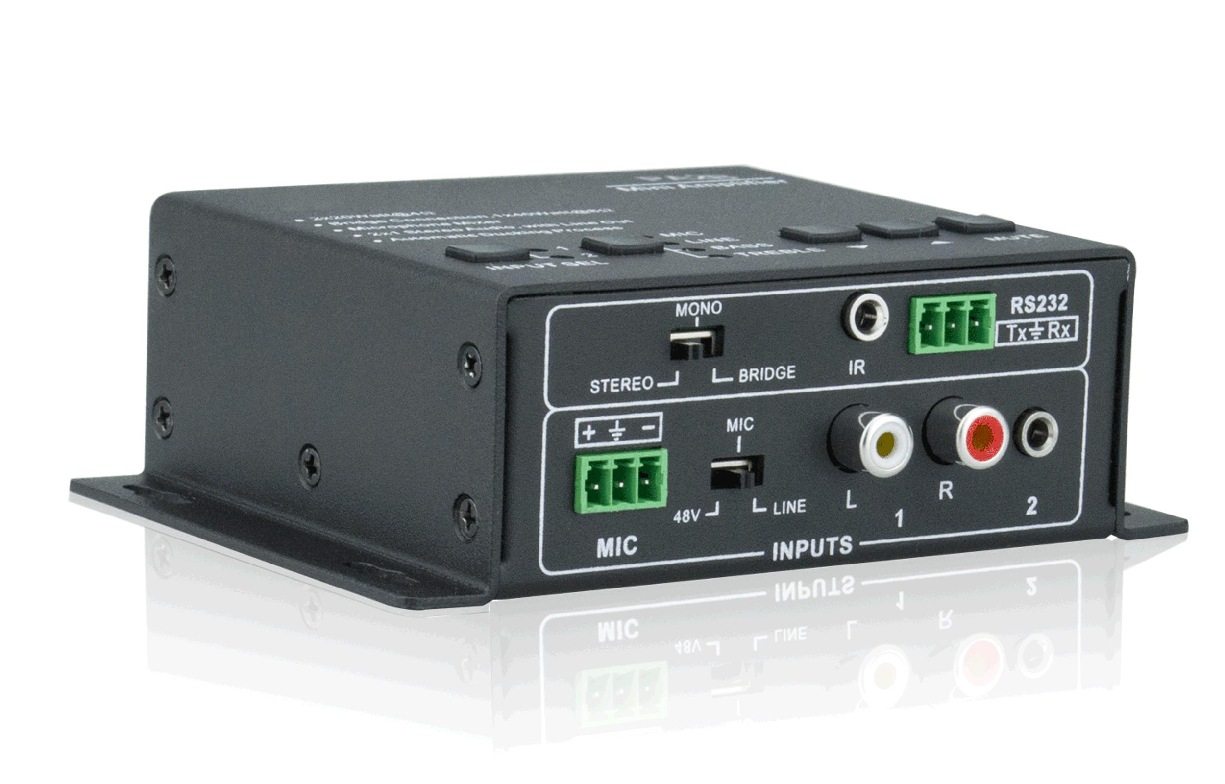 AMP2B - Amplificateur 2X20 W