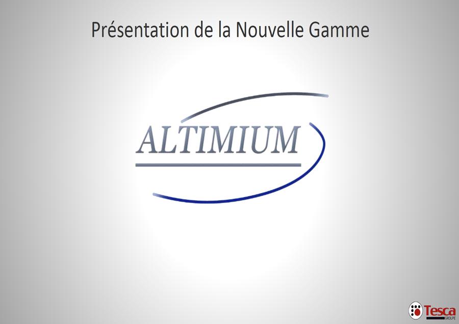 Altimium - Présentation des prouits