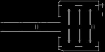 Connecteur RJ45 FIC.RJ45/6ABP3T
