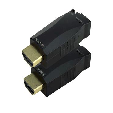 FO1HD-4K - mini extendeur HDMI 4K fibre optique