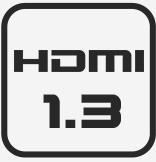 SCA61TS HDMI 1.3
