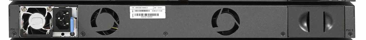 NET.XSM4348S Netgear XSM4348S-100NES   -   M4300-24X24F face arriere
