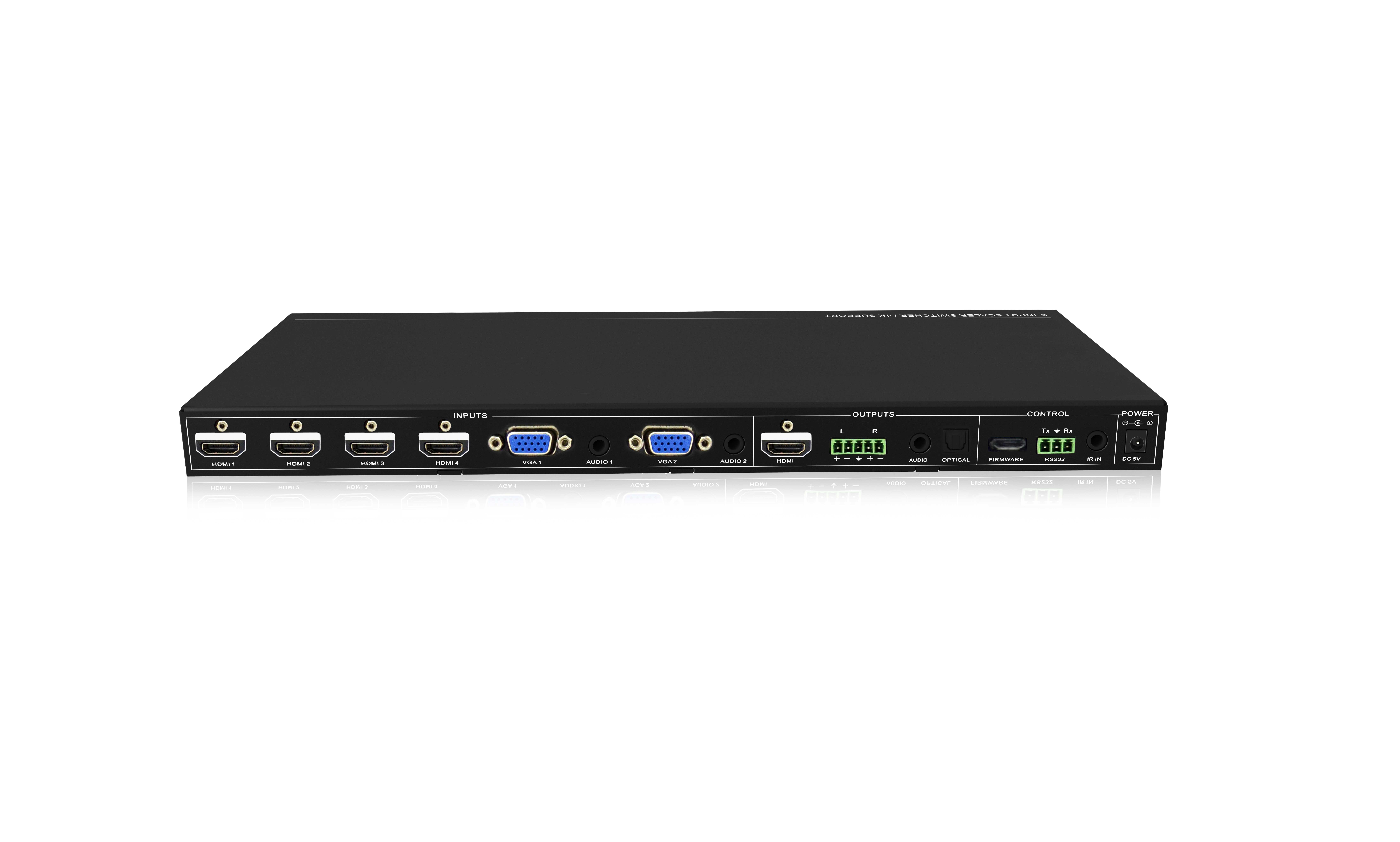 SCA61E - Sélecteur scaler HDMI