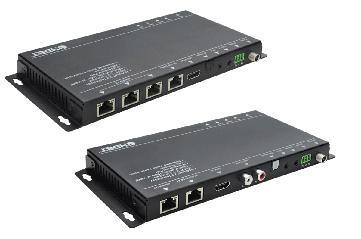 TP503P - Kit extendeur HDBaseT 2.0 ultra fin