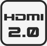 Standard HDMI2.0